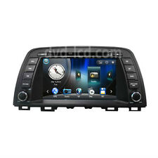 "2013-2014 Mazda 6 Car DVD player GPS navigation Radio Stereo Headunit IPod 8""LCD"