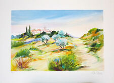 POIRIER     RAY       LITHOGRAPHIE