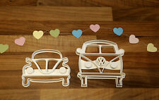 Grande caravane vw et vw beetle cookie cutter set