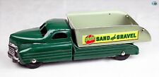 Awesome 1940 Vintage Repainted Buddy L Sand and Gravel Dump Truck