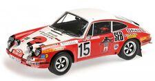Porsche 911 S No.15 Rally Monte Carlo 1972 (Waldegard - Thorszelius)