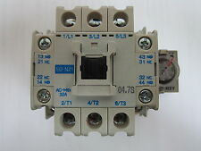 Mitsubishi Electric Magnetic Contactor SD-N21 with H3Y-2 Timer