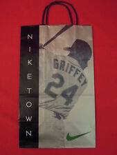 Ken Griffey Jr Seattle Mariners Baseball Vintage Niketown Nike Shopping Bag RARE