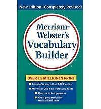 M-W Vocabulary Builder, Mary Wood Cornog