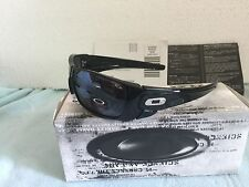 !Polarized Oakley#Batwolf Sunglasses Matte Black Grey Lens