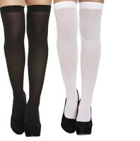 HOLD UP STOCKINGS OPAQUE  OVER THE KNEE