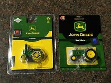 Athearn Lot of 2 John Deere GP and Model B Tractors  1:50 Scale 7754 & 7750