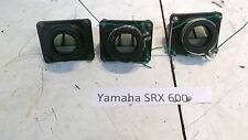 Yamaha SRX 600 Reed and carburetor rubber boot