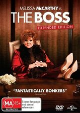 THE BOSS EXTENDED EDITION DVD MELISSA MCCARTHY