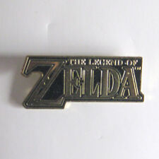 The Legend of Zelda Trading Cards: 1x The Legend of Zelda Logo #ZP06 Pin