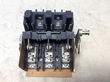 Eaton Cutler Hammer C360NC 30 Amp Switch Disconnect