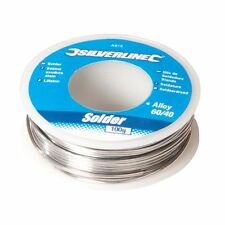 Electrical Solder Wire - 100g Reel / Roll - Multi-Core 60% Tin, 40% Lead