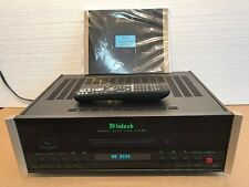 McIntosh MVP891 Blu-ray / CD Player Mint Condition with Remote & Manual