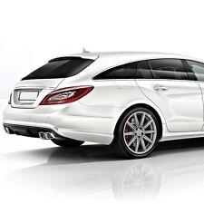 Mercedes C-Klasse Limousine Scheibentönung mit Montage / Einbau Sichtschutz