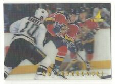 1996-97 Pinnacle McDonald's Ice Breakers - #6 - Ed Jovanovski - Panthers