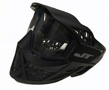 JT Guardian II Paintball Mask with Fog Resistant Lens - Black Goggle