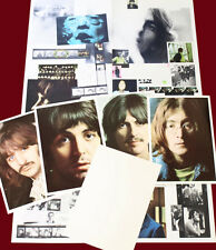 THE BEATLES WHITE ALBUM MINT MONO Complete TOP AUDIO LOW NUMBER 1st press ~~~~~~
