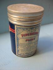 Scatola di latta Box Metal vintage Original PIPERAZINA MIDY