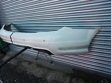 Mercedes W221 S63 S65 AMG Rear Bumper with Diffuser  Facelift Style 2007+