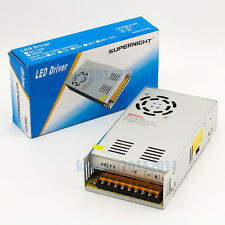 SUPERNIGHT™ 12V DC 30A 360W Regulated Switching Power Supply for LED Strip Light