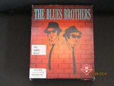 Juego para c64/128 cassette The Blues Brothers con condición original gafas de sol