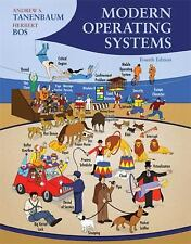 NEW Modern Operating Systems (4th Edition) (Global Edition)