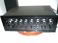 Vintage Legendery Sansui AU-999 Amplifier Fully Gone Over Rare Find
