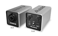 Alesis Core 1 Inline 2 Canales Usb Interfaz De Audio C / Software Cubase Le