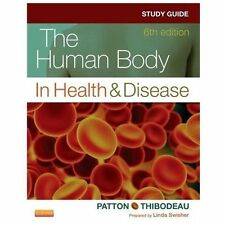 NEW - Study Guide for The Human Body in Health & Disease, 6e