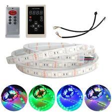 STRISCIA LED RGB MULTICOLOR STRIP BOBINA 120 LED SMD 5050 IMPERMEABILE IP68