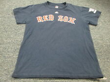 MAJESTIC MLB BOSTON RED SOX MIKE NAPOLI 2013 CHAMPS JERSEY T-SHIRT SIZE S