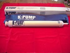 K-Pump K-200 Float Tube Pontoon Boat Pump GREAT NEW