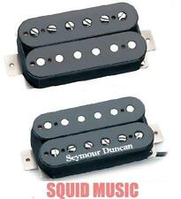 Seymour Duncan JB Model SH-4 Bridge & 59 SH-1n Neck Black Humbucker Pickup Set