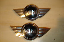 LOT OF 2 MINI  EMBLEMS