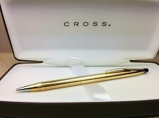Cross Classic Century 10K Gold Filled Gold Pencil 450305 Made in USA