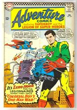 ADVENTURE COMICS #341 Colossal Boy's One Man War! DC Comic Book ~ VG