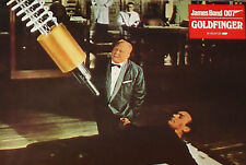 James Bond 007 GOLDFINGER - Lobby Cards Set - Sean Connery, Gert Fröbe