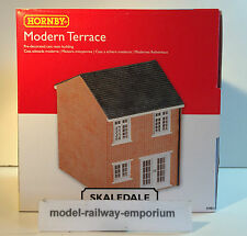 Hornby SKALEDALE - R9801 - MODERN TERRACE HOUSE - TAKE A LOOK - NEW RELEASE