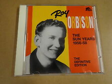 CD / ROY ORBISON - THE SUN YEARS 1956-58