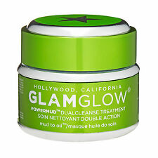 1 PC GlamGlow Powermud Dualcleanse Treatment 1.7oz, 50ml Skincare Mask Cleansing