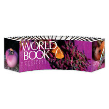 World Book Encyclopedia Set, 2016 Edition - Brand New - 22 Volumes