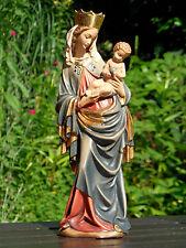 Madonna mit Kind, Muttergottes Maria, holzgeschnitzt