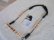 *** vip 326 *** Miniature/Mini Horse/Pony Show Halter  - Small  to medium size*