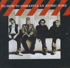 U2 : How To Dismantle An Atomic Bomb (CD + DVD)