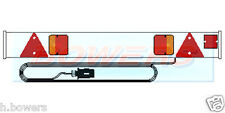 "4FT 6"" FOOT CAR TRAILER/BIKE/CYCLE/RACK/CARRIER LIGHT LIGHTING BOARD 6M CABLE"