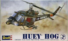 Revell Monogram Vietnam Huey Hog Helicopter model kit  1/48
