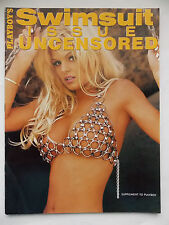 Playboy's Swimsuit Issue Uncensored Supplement, Priscilla Taylor, Petra Verkaik
