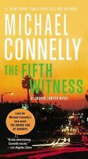 The Fifth Witness (A Lincoln Lawyer Novel)-ExLibrary
