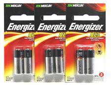 6x Energizer A23 Battery 12V Alkaline E23A A23BPZ-2 Car Alarm EXP:2018 SEALED