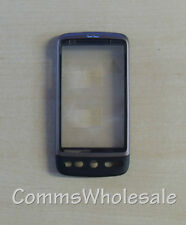 Genuine Original HTC Desire G7 Plum Front Fascia Cover Bezel - NEW